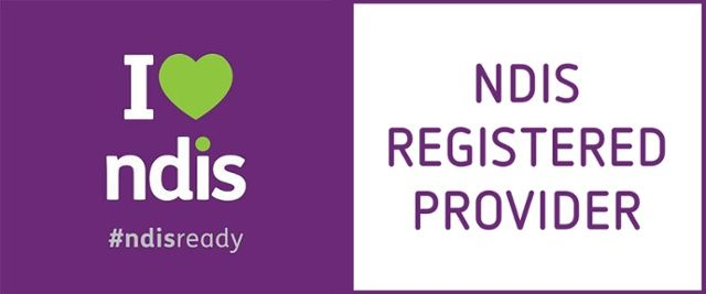 NDIS Registered Provider Logo